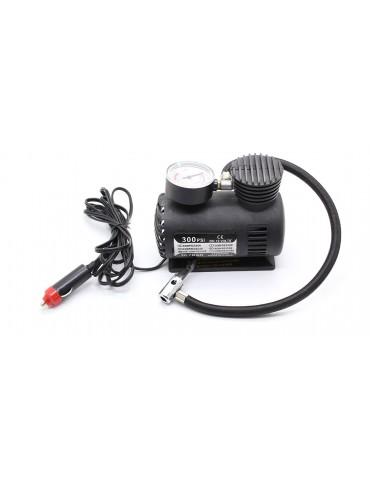 12V 10A Electric Air Compressor w/ Car Cigarette Lighter Adapter