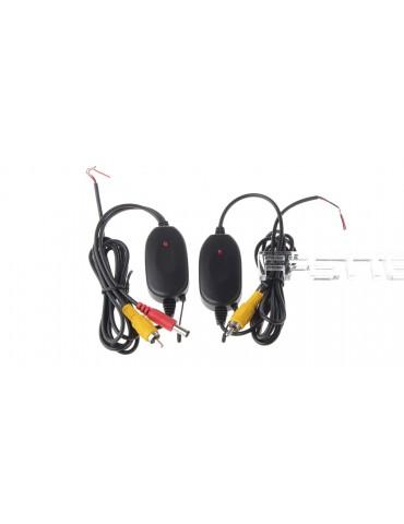 "7"" TFT LCD Car Rearview Minitor w/ LCD Remote + Camera w/ Long Bracket Kit"