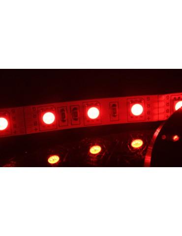 Decorative Flexible 60W Red 300-SMD 5050 LED Light Strip (500cm)