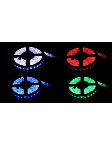 Decorative Flexible 72W RGB 300-SMD 5050 LED Light Strip (500cm)