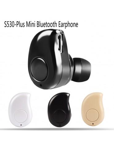 S530-Plus Mini Wireless Bluetooth Earphone V4.1 Stereo In-Ear Earphone Headset Earpiece SC