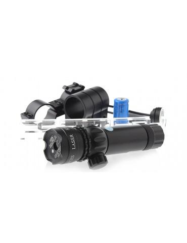 200mW 532nm Green Laser Scope Gun Aiming Sight